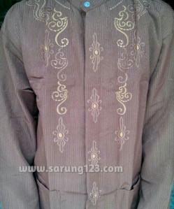 jual baju koko model itang yunaz premium